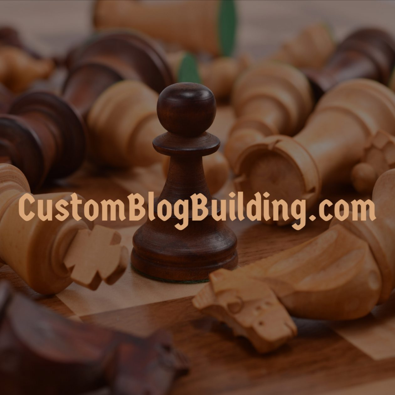 Custom Blog Building